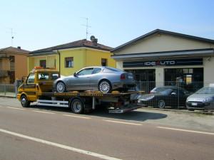 Carroattrezzi a Nonantola H24. Sede Idea Auto a Bomporto
